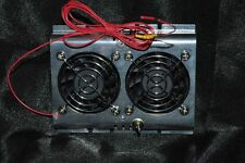 Norcold Refrig STANDARD has Fan ON-OFF switch INCREASE cooling, also w/ GRILL