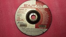 SAIT 22056 Type 27, 7 by 3/32 by 7/8 A24R Cutting Wheel, 25-Pack