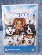 SNOW DOGS(WALT DISNEY)CUBA GOODING JR,JAMES COBURN DVD G R4