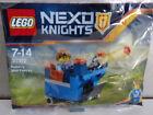 LEGO NEXO KNIGHTS polybag's + mini-sets DA SCEGLIERE -