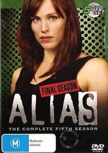 ALIAS : SEASON 5 : NEW DVD