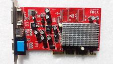 Connect 3D ATI Radeon 9200 SE, C3D6040, 128 MB, 64 Bit, DVI, VGA D-SUB, TV-OUT
