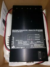 Analytic Systems Vtc610-250-28.0 Voltage Converter