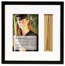 MCS Graduation Shadow Box Frame with Tassel Insert, New, Free Shipping