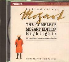 Mozart(CD Album)The Complete Edition-Philips-VG
