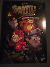 Gravity Falls: Six Strange Tales (DVD, 2013)