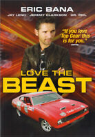 Love the Beast (slipcover) (Canadian Release) New DVD