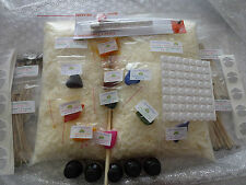 2.5K Soy Wax kit candle making, plus all you need, to use your OWN candle jars.
