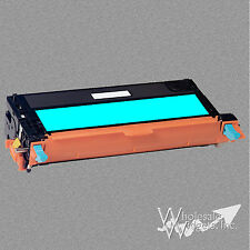 Cyan HY 6K Yield Toner Compatible With Xerox 113R00723 113R00719 Phaser 6180