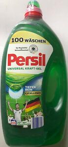 Persil Universal Gel Waschmittel flüssig 100 Wäschen 5 Liter