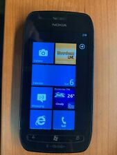 Nokia Lumia 710 - 8GB - Black (T-Mobile) Smartphone - Used - Works