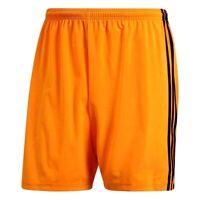 ADIDAS Orange Blue Athletic crossFIT Training Condivo18 Shorts mens XS