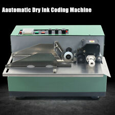 Automatic For Product Date Coding Machine Coder Dry Ink Coding Machine My-380F