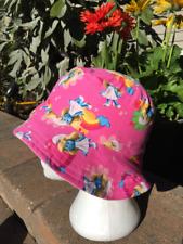 b585947710dae Smurf Smurfette Girls Hat Reversible Bucket hat. 3-5 Years