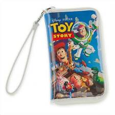 Disney Parks Toy Story VHS Case Clutch New with Tag