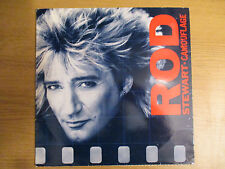 Rod Stewart-Camouflage Vinilo Lp álbum Reino Unido 1984 Rock Pop Warner Bros 925 095 1