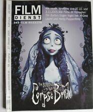 Film-dienst 2005/22 Tim Burton/CORPSE BRIDE/Laurel und Hardy