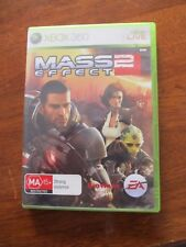 XBOX 360 GAME....MASS EFFECT 2...Discs as new....rated MA ...Xbox Live