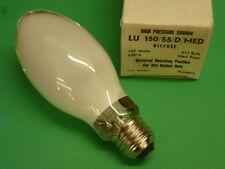 NOS! 63815 LUMALUX HIGH PRESSURE SODIUM 150W LIGHT BULB E17 LU150/55/D/MED, S55