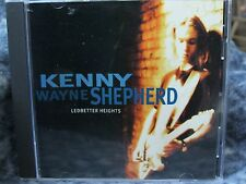 "KENNY WAYNE SHEPHERD CD ""LEDBETTER HEIGHTS"""