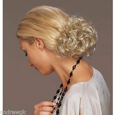Short Curly Clip In - Synthetic Hair Piece - Revlon / TressAllure