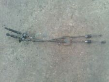 Toyota Aygo 2005 - 2012 1.0 Petrol Manual 5 Speed Gear Linkage Cables