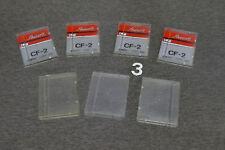 """Pack de 7 cajas vacías de 3"""" para discos Amstrad CPC PCW Spectrum (LOTE 03)"""