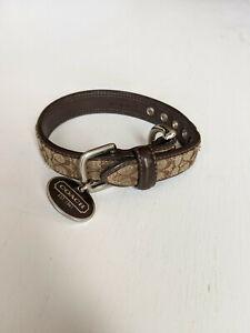 Coach Dog Collar 4003 Extra Small
