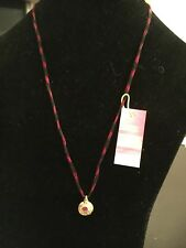 NWT $48 Free People X Bluma Project Cobra Necklace Handmade