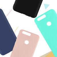 Custodia TPU cover Candy per Huawei Honor 8 soft case sottile flessibile morbida
