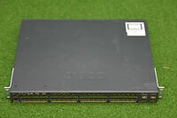 CISCO Catalyst WS-C2960X-48FPS-L 48 Ports Manageable Ethernet Switch
