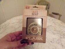 New Man Gear Firewater Big Shot Flask
