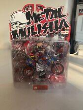 Metal Mulisha Brian Deegan Toy Dirtbike Ronin Syndicate