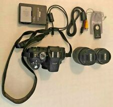 Nikon D5300 Camera Bundle + AF-P DX 18-55mm VR Lens + 50mm F/1.8 Lens + more