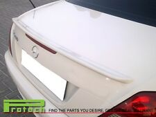 AMG Type Painted 650 White Trunk Lip Spoiler Fit R171 SLK250 SLK350 SLK55