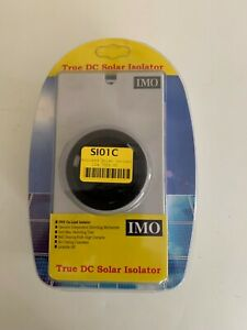 NEW BOXED  IMO SI12-PEL64R-2 ENCLOSED SOLAR ISOLATOR 12A 700V DC TWO POLE