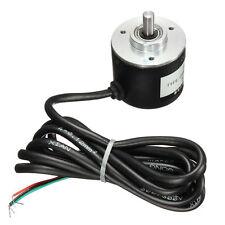 Rotary Encoder 400P/R 6mm Incremental Optical Shaft Working Measurement 5-24V SH