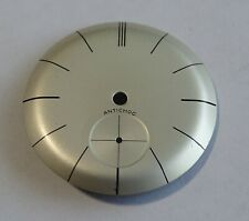 WATCHMAKER WATCHMAKING WATCH DIAL CURVED GREY DIAMETER 1 3/32in