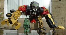 Transformers Revenge of The Fallen ROTF Supreme Devastator Figure