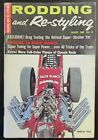 Rodding And Restyling Magazine August 1963