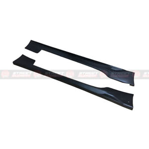 TRD V2 Style PU Side Skirts For 2012-2020 Toyota 86/Subaru BRZ (UNPAINTED) NEW