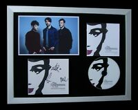 COURTEENERS+SIGNED+FRAMED+NINETEEN+ST. JUDE=100% AUTHENTIC+EXPRESS GLOBAL SHIP
