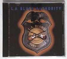 Various – L.A. Blues Authority BBI-2001cd US CD, Album SEALED