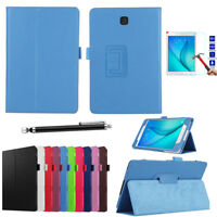 Leather Tablet Stand Flip Case For Samsung Galaxy Tab A  7.0  8.0  9.7 10.1 Inch
