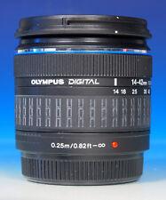 Olympus ZUIKO 3.5-5.6/14-42mm Lente Lens objectif Four Thirds - (43715)