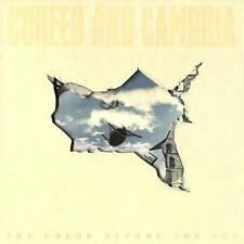 COHEED AND CAMBRIA - THE COLOR BEFORE THE SUN NEW DVD