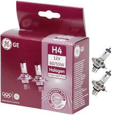 Ge General Electric H4 50440MPU 12V 60/55W Megalight Plus 60% Duobox