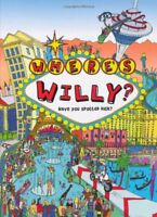 Where's Willy?,Wings Illustration