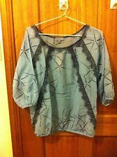 Polli Says, From Usa, Size Sml, Mixed From Silk And Cotton, Bnwt