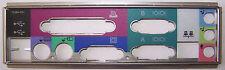 Compaq Motherboard Backplate 176384-001 I/O Shield Case Back Plate IO